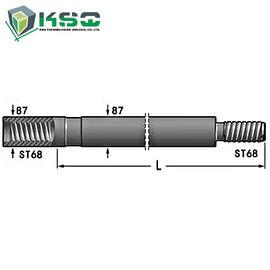 Tungsten Carbide Threaded Drill Rod