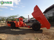 Excavation Equipment RT-15 Low Profile Dump Truck Volume 7 Cubic Meter