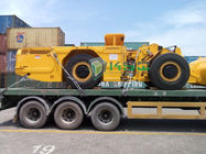 Orange / Yellow Load Haul Dump Machine For Underground Mining