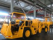Service Vehicle RS-3 Single Arm Lift Underground Haul Truck For Mining And Tunneling