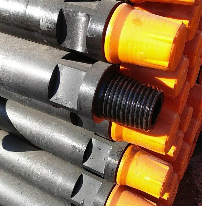3M API Thread DTH Drilling Tools For Water Well Drilling Quarry Rock Drilling