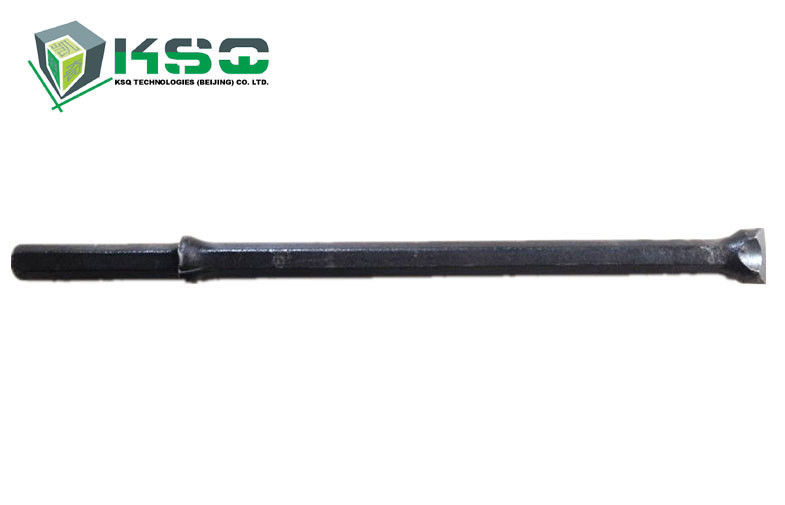Industrial Underground Mining Rock Drill Rod With CNC Milling