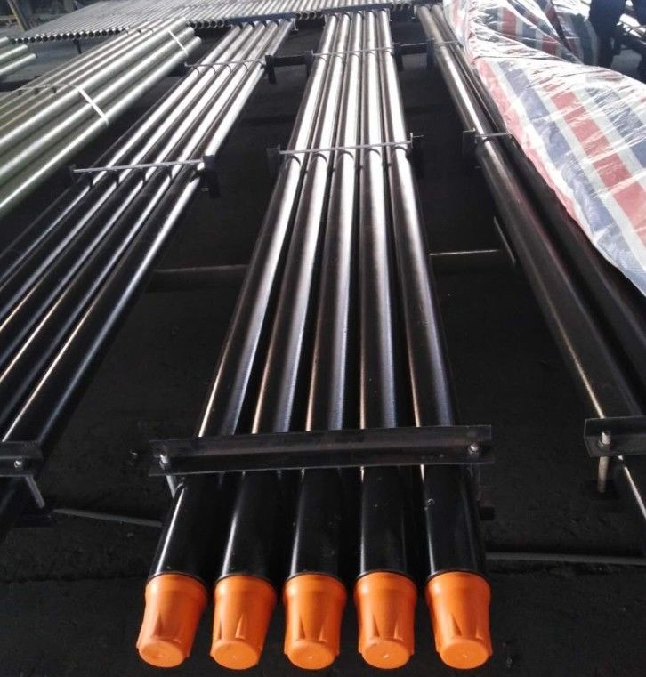 Forging Processing Type Rock Drill Tools Friction Welding For Water Well Drilling