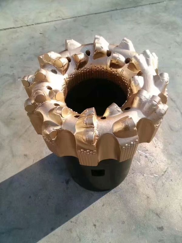 Formation Clay PDC Drill Bit For IADC Code PC2449 / M431 With Fastness Nozzles
