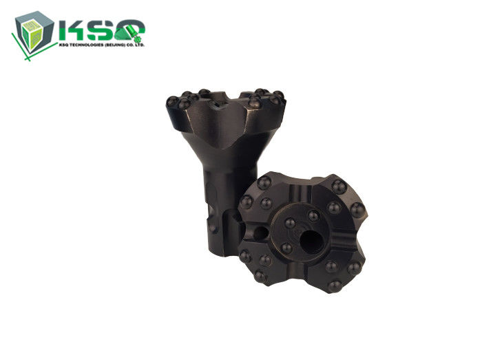 P110 P130 DTH Drill Bits Down The Hole Hammer Bit For Tunneling Mining